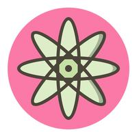 atom ikon design