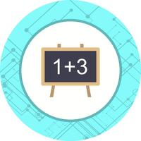 Matematica Icon Design