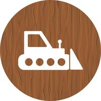 Bulldozer-Icon-Design
