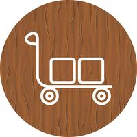 trolley icon design