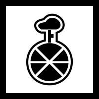 Unicycle Icon Design