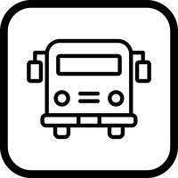 Autobus scolaire Icon Design