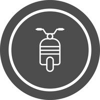 Scooter Icon Design