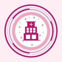 Hospital Icon Design