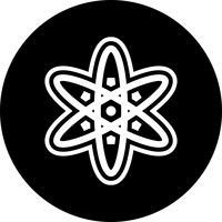 ícone do átomo