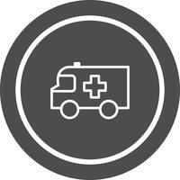 Ambulance Icon Design