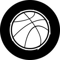 Basket Ball Icon Design