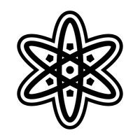 Atom Icon Design