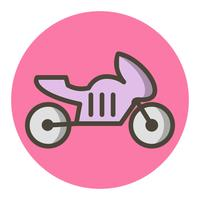 Bike Icon Design