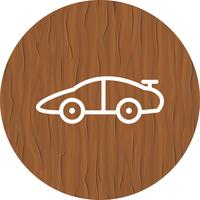 Sportwagen-Icon-Design