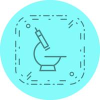 Microscoop Icon Design