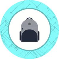 Bagpack Icon Design