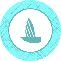 Yacht Icon Design