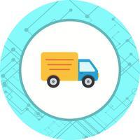 Diseño de icono de camión