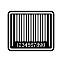 Barcode Icon Design
