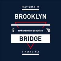 street style new york city typografi design