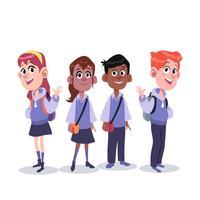 Set di caratteri per bambini