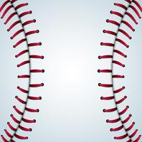 Baseball Texture Sport Vector Background