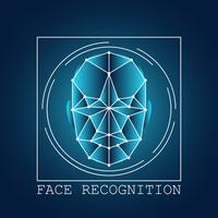human face recognition scanning system