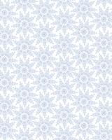 Snow seamless pattern, winter holiday snowflakes background.