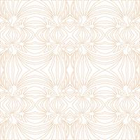 Motivo geometrico floreale retrò ornamento orientale fiorire.
