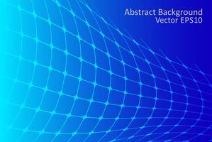 Gradiente di sfondo astratto blu vettoriale