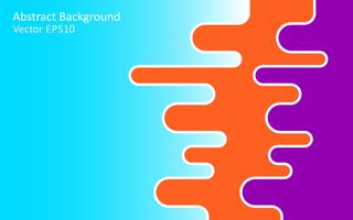 Abstract vector background, template design