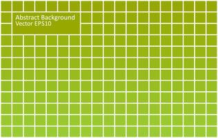 Fundo abstrato de telhas verdes