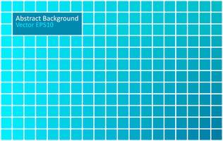 Geometrischer Hintergrund der blauen Fliesen