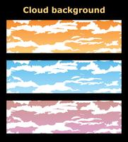 Backgrounds clouds