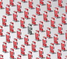 robots vectoriels