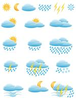 icons of weather