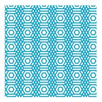 Blue Nice Pattern Design