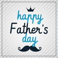 Glad fars dag