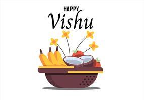 Vishu Kani Setting