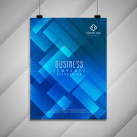 Abstract elegant Business brochure template design