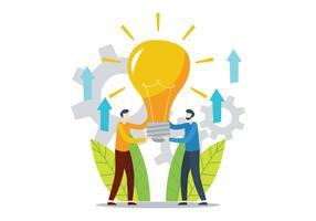 Idée de partage