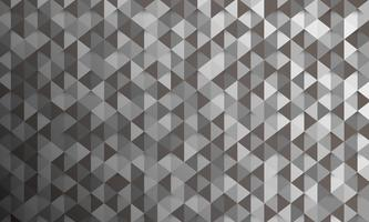 low polygon and geometric background in vintage and retro style vector