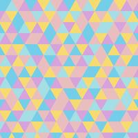 low polygon and geometric background vector