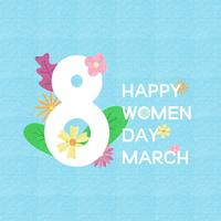 Creative women's day greeting card, banner,poster.