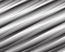 Projeto de prata abstrato do metal para o fundo, papel de parede e mais ilustração do vetor. vetor