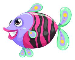 Een mooie vis