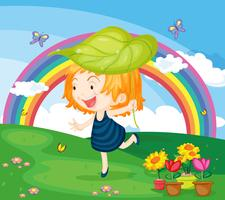 Illustrazione di cartone animato