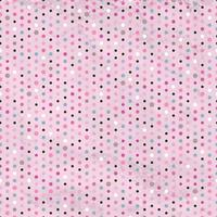 Abstract tile pattern. Circle ornament. Polka dot background