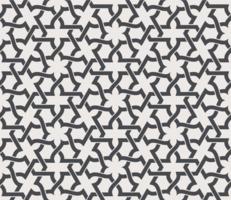 Diseño del patrón islámico - vector
