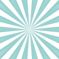 Strålar - vektor