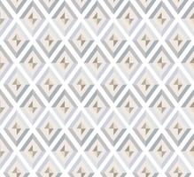 Diamant nahtlose Muster. geometrischer diagonaler Hintergrund