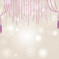 Snow blur pattern. Christmas Winter holiday snowy nature background