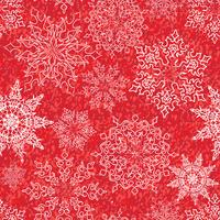 Snow seamless pattern Christmas Winter holiday background