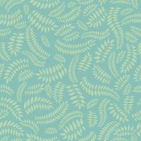Floral seamless pattern. Leaf background. Flourish ornament with leaves